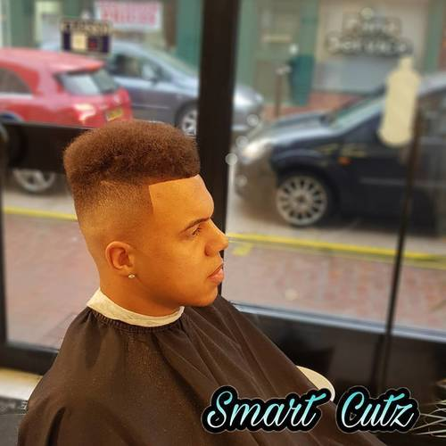 1.5 Skin Fade.  What do you think guys?  Comment an tell us what you think