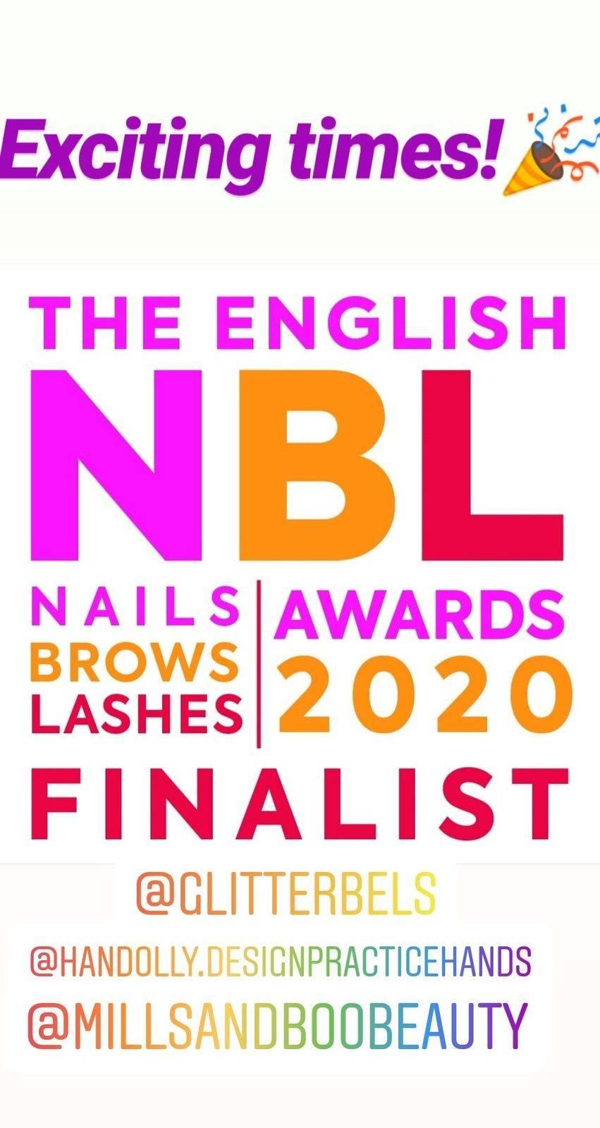 Finalist Nail Art