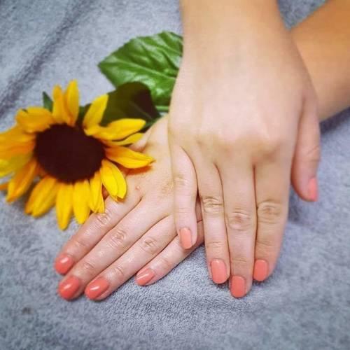 Gel Manicure: The Beauty Box, Duston, Northampton