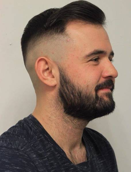 Haircut done by our stylist Hannah, come in and get trimmed before Christmas. Times running out!!