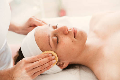 Botanical facials