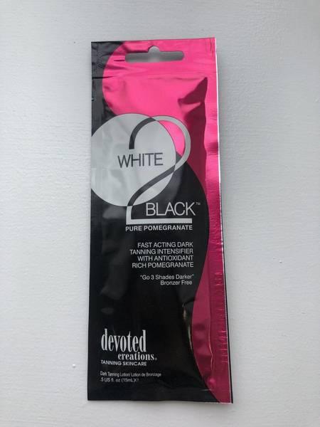 White 2 Black Pure Pomegranate 15ml