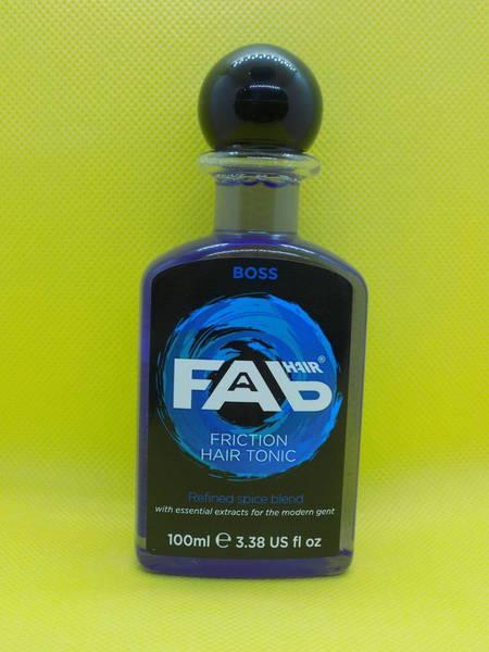 Fab Hair Tonic 'Boss' 100ml