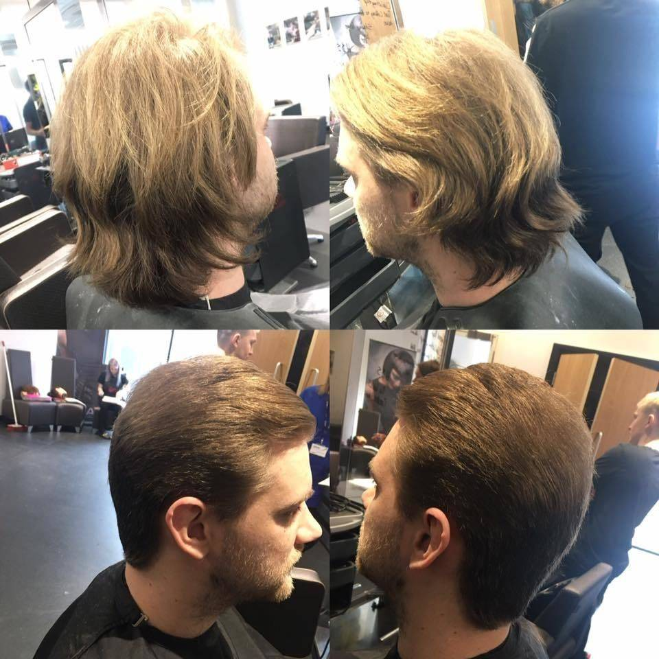 This transformation was done by lydia  Great stuff from the apprentice open till 6pm