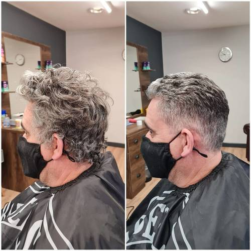 Loved doing this transformation today!