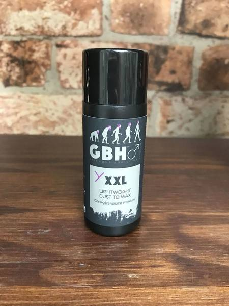 GBH lightweight dust to wax