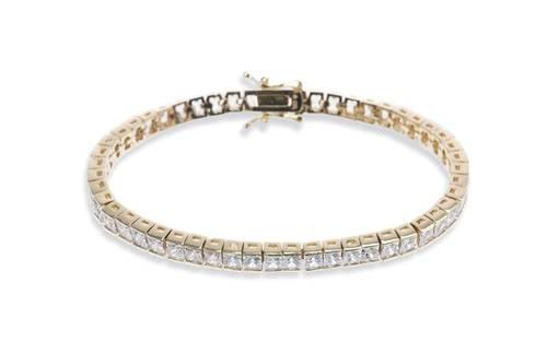 Elegance Bracelet (Gold)