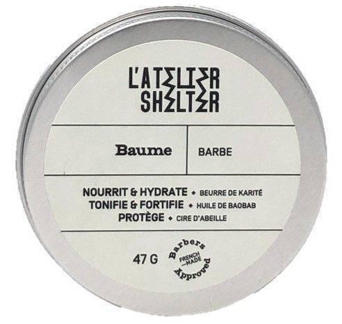 L'atelier Shelter Baume Barbe Skull