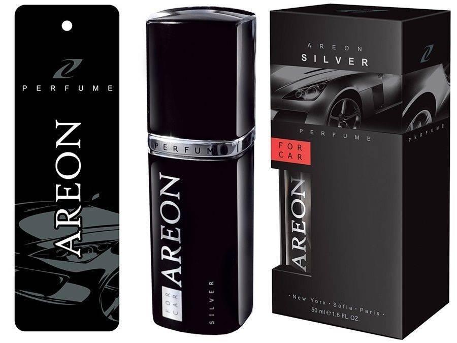 Areon Spray Air Freshener SILVER 50ml