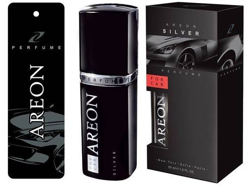 Areon Spray Air Freshener SILVER 50ml