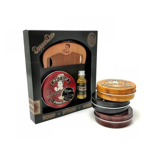 Dapper Dan Hairy Man gift set