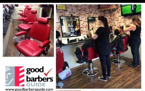 Traditional and fashion barbering for all men and boys ✂️  NO APPOINTMENT NEEDED  if you prefer appointments you can also book  Call the barbers 01592 611100