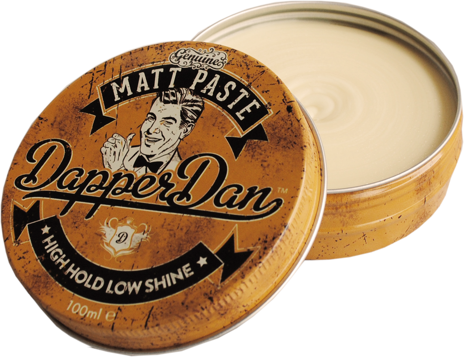 Dapper Dan Matt Paste - £12