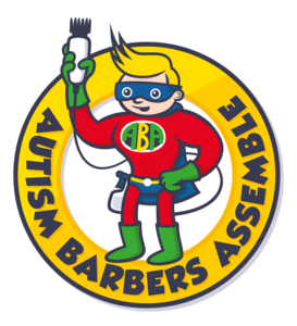 Logo autismbarberslogo rgb